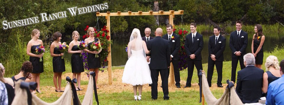 Sunshine Ranch Weddings
